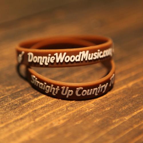 WristbandBrown